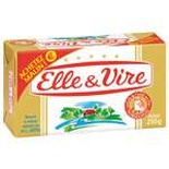 Elle & Vire Normandie's Butter 60% FAT 250g