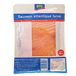 ARO Smoked Salmon from Norway 200g