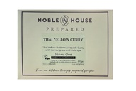 Noble House Thai Yellow Curry 270g