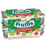 Yoplait Frutos variety fruity yogurts 16x125g
