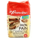 Francine Flour for country side bread preparation 1.5kg