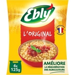 Ebly 100% natural durum wheat quick cooking 4x125g