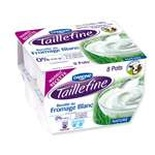 Danone Taillefine plain cottage cheese 0% FAT 8x100g