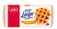 Lotus Lieges plain waffles x 7 315g