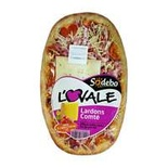 Sodebo Lardons & Comte cheese pizza 200g