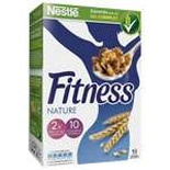 Nestle Fitness cereal plain 375g