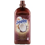Soupline fabric softener concentrated Coconut 1.3L