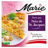 Marie Scallops pie with vegetables 350g