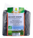 Moulin des Moines Black venerated precooked organic rice 500g