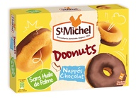 St Michel Doonuts covered with chocolate 180g