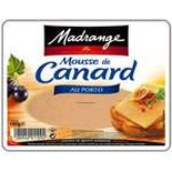 Madrange Port's Duck mousse Terrine 180g