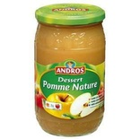 Andros Plain apple stewed 660g