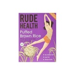 Rude Health Puffed brown Rice Gluten Free 225g