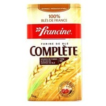 Francine Wholemeal Wheat flour 1kg