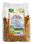 Moulin des Moines Organic Quinoa Paella with vegetables* 250g