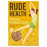 Rude Health Honey Puffed Oats Gluten Free 240g