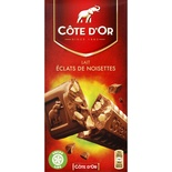 Cote d'or Milk chocolate hazelnut chip 200g