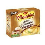 Maggi Mousline old flavor potato mash cream & nutmeg 125g