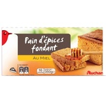 Auchan Sliced honey Gingerbread Fondant 350g