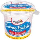 Yoplait Creme fraiche 30% FAT 45cl