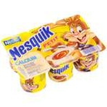 Nestle Nesquik chocolate yogurts 6x60g