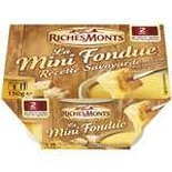 RicheMont Mini cheese fondue preparation 150g