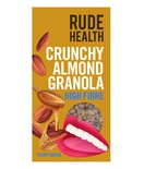 Rude Health Crunchy Almond Granola High Fibre 400g