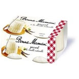 Bonne Maman Natural Vanilla Yogurts 4x125g