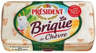 President La Brique Goat cheese 150g
