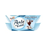 Yoplait Perle de Lait Coconut with some chocolate eclats 4x100g