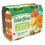 Bledina Pot Ratatouille Mousseline 2x200g from 6 months