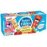 Yoplait Petit Filous red fruits tubs 12x40g