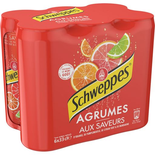 Schweppes Agrums 6x33cl
