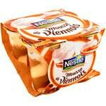 Nestle Coffee viennois mousse 4x90g