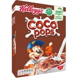 Kellogg's Coco Pops crispy rice chocolate 350g