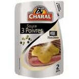 Charal 3 mixed peppers sauce 120g
