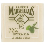 Le Petit Marseillais Marseille's soap with Olive soap 72% pure soap 200g