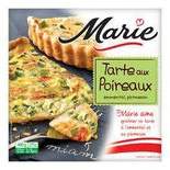 Marie Leek pie with grilled emmental 400g