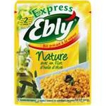 Ebly Express plain durum wheat with Olive oil 220g