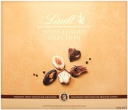 Lindt Swiss Luxury Selection 445g