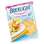 Bridelight grated cheese extra light 150g