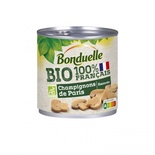 Bonduelle Organic sliced mushrooms 230g