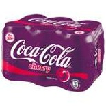 Coca Cola Cherry 6x33cl