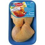 Le Gaulois Yellow Chicken thigh x2 450g