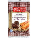 Paysan Breton Britany's chocolate crepes x6 180g