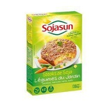 Sojasun Soya Steak Garden's vegetable 2x100g