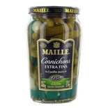 Maille Extra fine pickles 220g