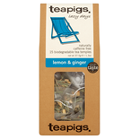 Teapigs Lemon and Ginger Tea 15s 30g