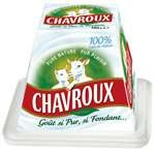 Chavroux Pyramid Goat's Cheese 150g