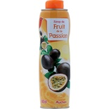 Auchan Passion fruit cordial 60cl